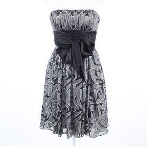 BCBG Max Azria gray dress 0